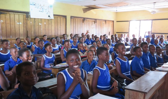 De Rockanje School zorgt voor een betere toekomst!