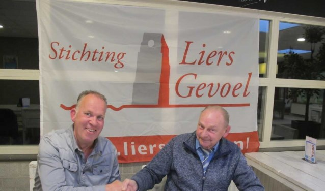 Stichting Liers Gevoel is de komende drie jaar sponsor van de zomer sportmarathon.