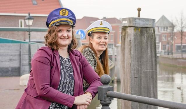Purser en kapitein zorgen ervoor dat u verblijf verloopt zoals u dat wil, althans .. Foto: Foto-OK.nl
