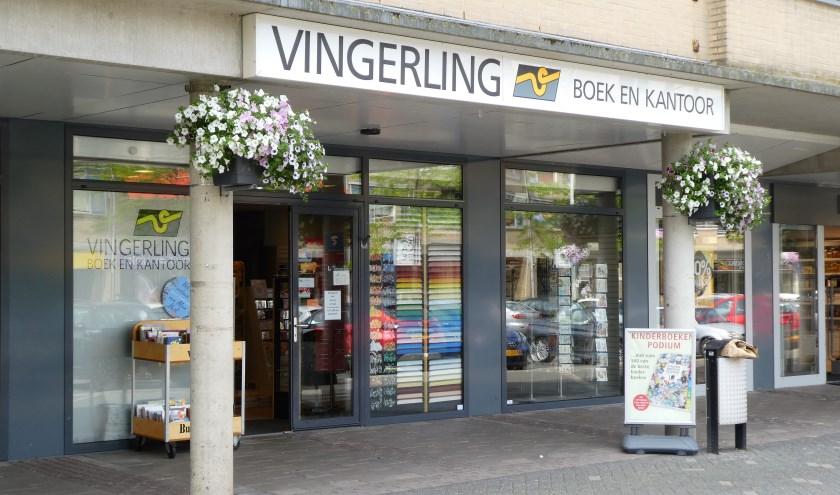 De vestiging in het centrum van Wateringen.