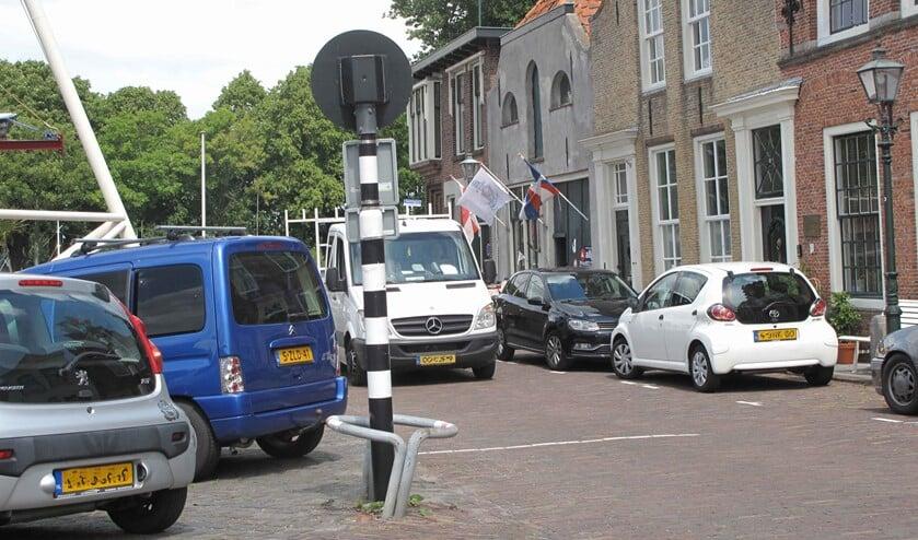 D66 stelt vragen aan college over verkeersoverlast op het Slagveld en in het verlengde daarvan de Batterijweg