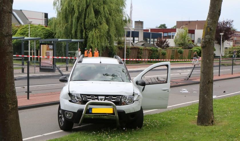 Getuigen van de aanrijding die nog niet met de politie hebben gesproken wordt gevraagd zich te melden. Foto: (Regio15)