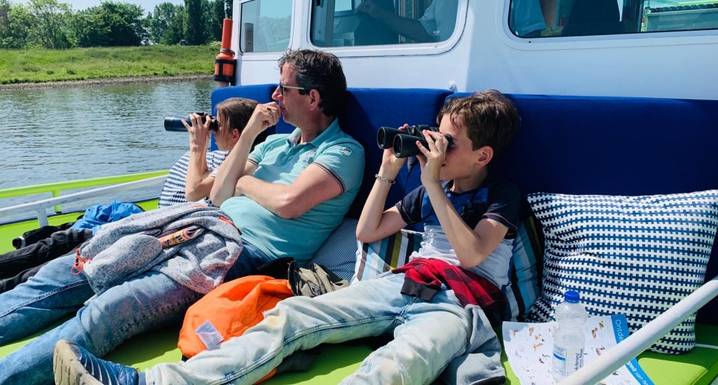 Er is veel te zien tijdens Expeditie Haringvliet  © GrootHellevoet.nl