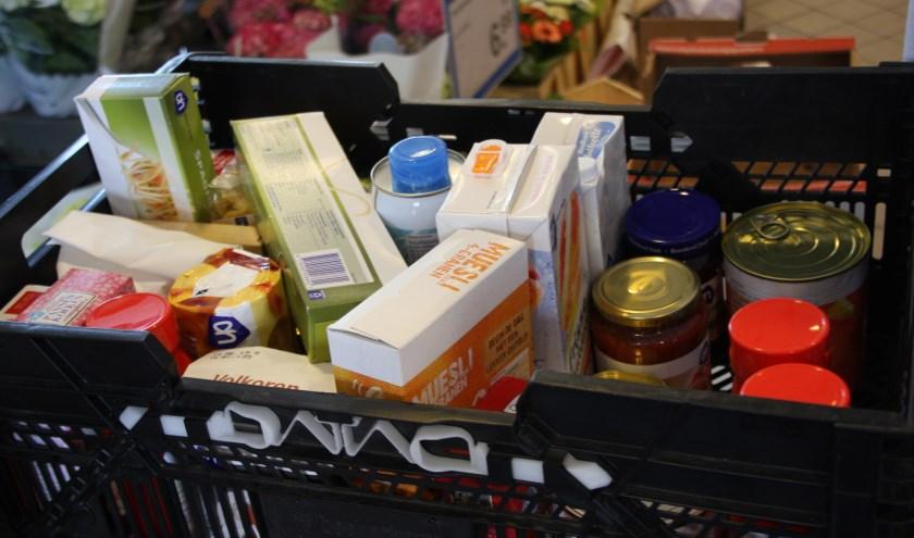 Inzamelingsactie voor Voedselbank Westland