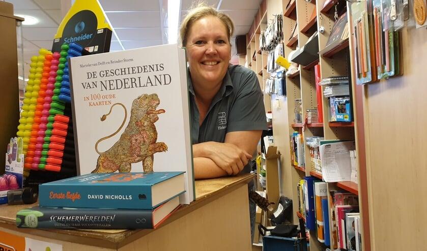 Heleen heeft opnieuw aandacht voor fictie, non-fictie en kinderboeken. (Foto: Nick Ehbel)