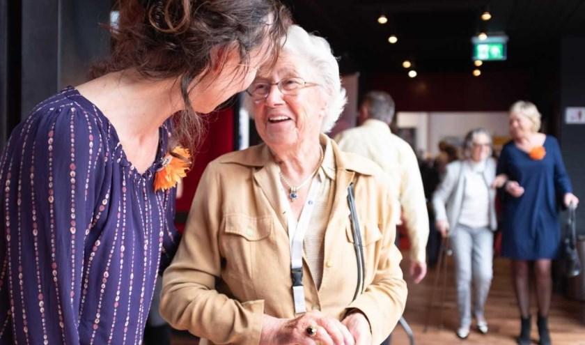 Vier het Leven organiseert culturele activiteiten voor ouderen (65-plus) die niet graag alleen op stap gaan. Foto: (PR)