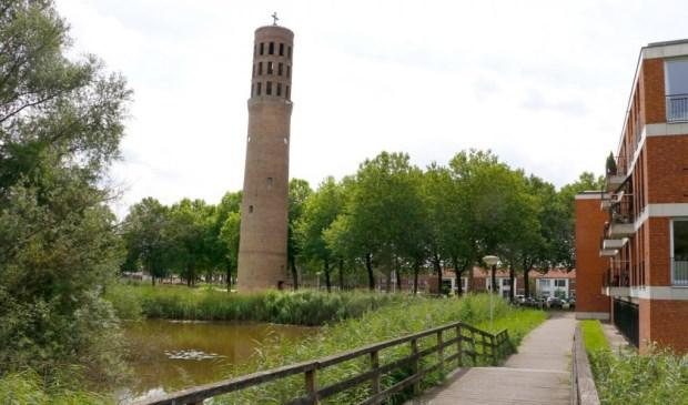De Michaëlkerk in Brabantpark Breda