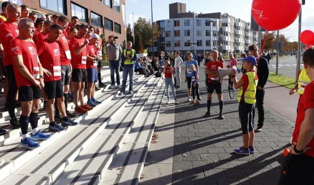 Het team van de 40 van Breda. Foto: Wijnand Nijs © BredaVandaag