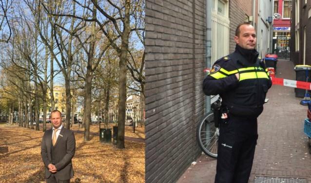 Steenbergenaar Peter Jongenelen (44) als figurant op de sets van Nederlandse krimi series