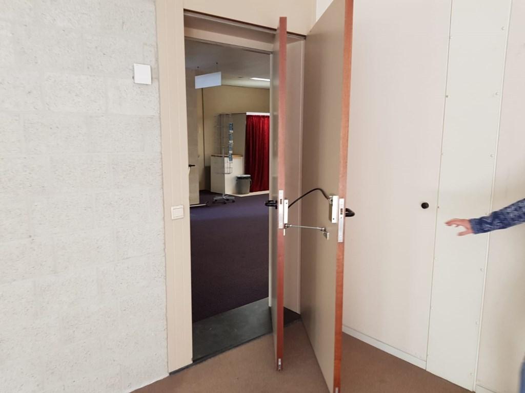 Dikke deuren zijn geen uitzondering.  Foto: Ankie Nederlof © BredaVandaag