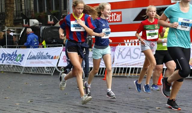 Jonge deelnemers. Foto: Wijnand Nijs © BredaVandaag