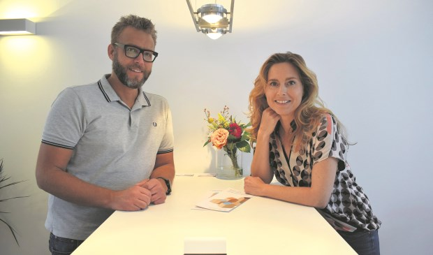 Han Bax en Daniëlle Tusschenbroek zijn vertrouwde gezichten in de makelaarswereld.