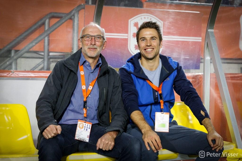 De Oranje Leeuwinnen versloegen Denemarken met 2-0, vrijdag 5 oktober in het Rat Verlegh Stadion. Foto: Peter Visser © BredaVandaag