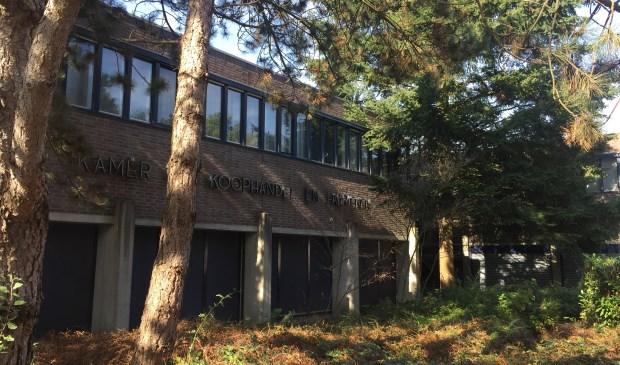Het voormalig pand van de Kamer van Koophandel.