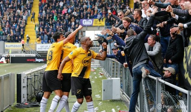NAC speelt 2-2 tegen Willem II.