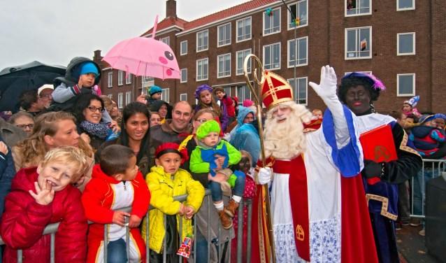 Sinterklaas en zijn pieten komen altijd graag naar Middelburg.