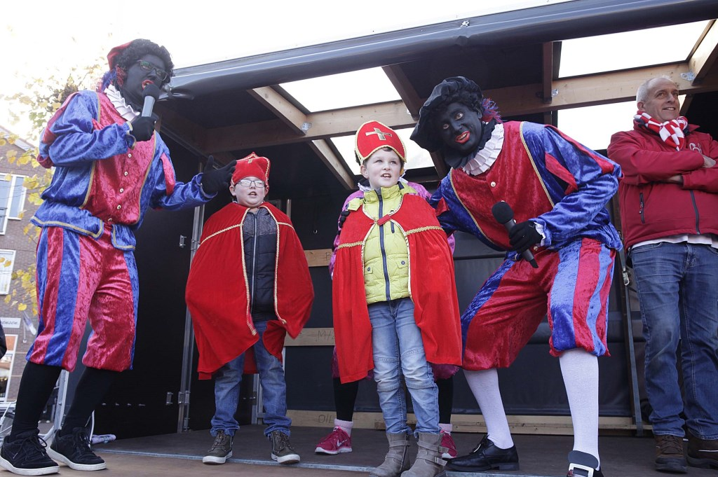 De sint is weer in het land! Foto: Humphrey Hekhuizen © Internetbode