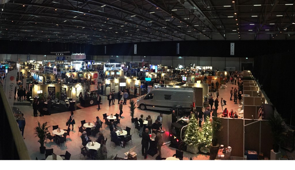 De eerste editie van de Businessdagen West-Brabant in Breepark.