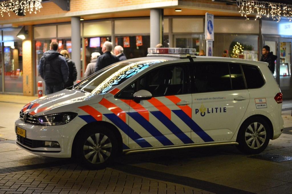 Overval op de Albert Heijn bij Heksenwiel. Foto: Perry Roovers / SQ Vision © BredaVandaag
