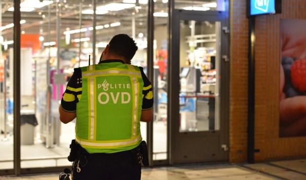 De politie is druk bezig met het onderzoek. Foto: Perry Roovers / SQ Vision © BredaVandaag