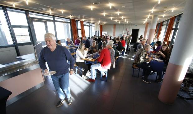 De opening van De Teruggave op zaterdag 3 november 2018. Foto: Wijnand Nijs © BredaVandaag