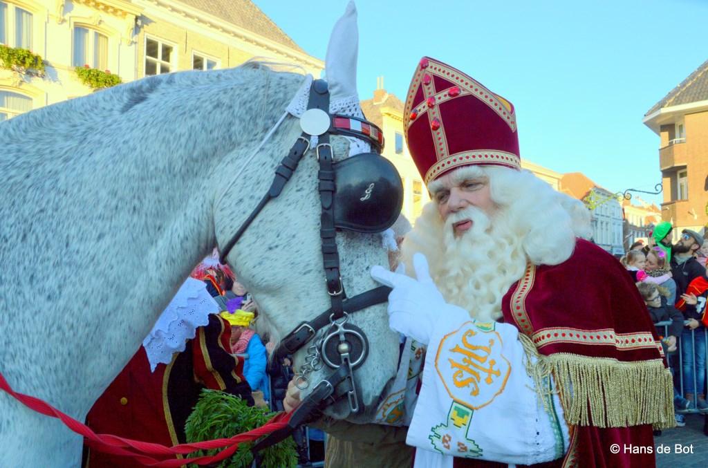 De Sint is weer in het land! Foto: Hans de Bot © Internetbode
