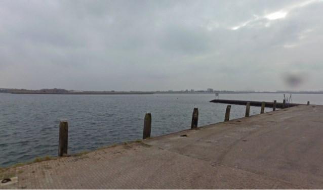 De haven van Sint Philipsland blijft de komende jaren behouden FOTO GOOGLE MAPS