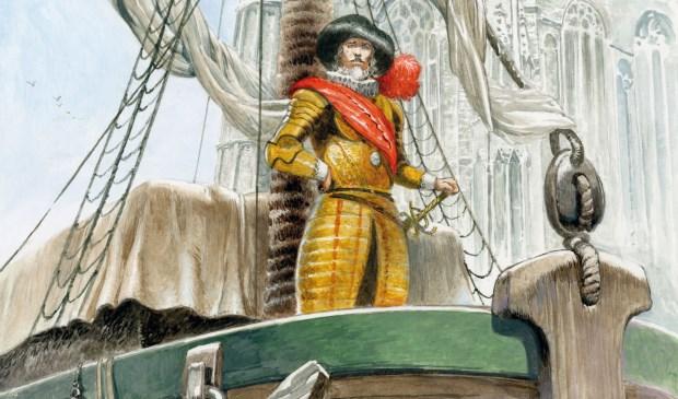 De omslag van het boek 'Kielegat, het oudste en spannendste carnavalsverhaal'