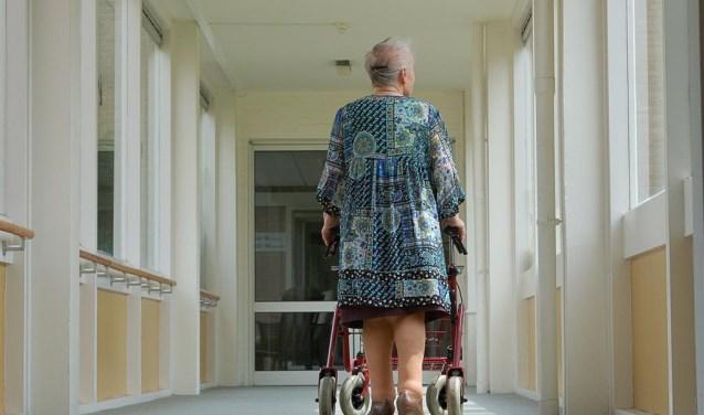 Dementie kan een oorzaak zijn van verward gedrag