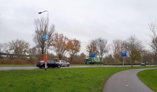Het deel van de Sloeweg tussen de Sloebrug en rotonde bij Bossenburgh is eigendom van de gemeente Vlissingen.