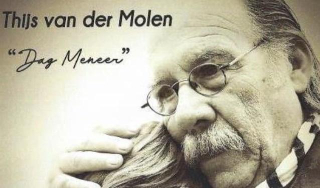 De cd-hoes van ''Dag Meneer''  © BredaVandaag