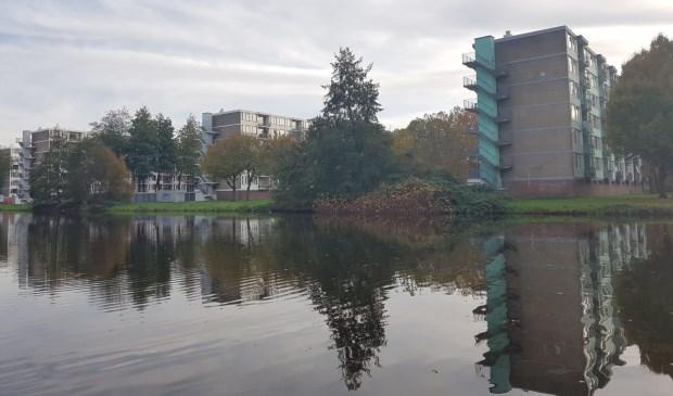 De flats aan de Wensel Cobergherstraat
