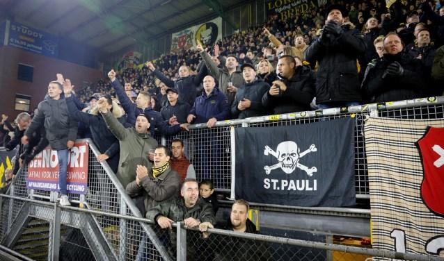 NAC verliest met 0-3 van Ajax.