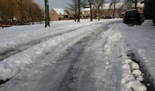 Het lijkt nog ver weg, maar de gemeente bereidt zich alvast voor op de gladheid deze winter