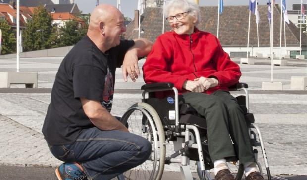 Het werk van mantelzorgers wordt door de gemeente Breda zeer gewaardeerd.