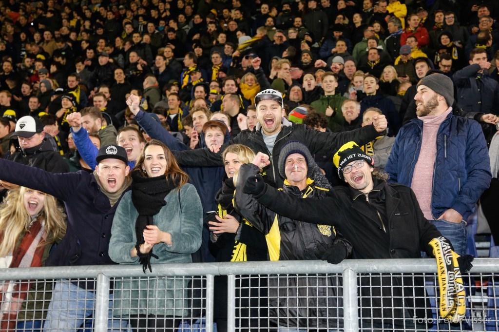 NAC wint op 9 december met 2-1 van Vitesse.