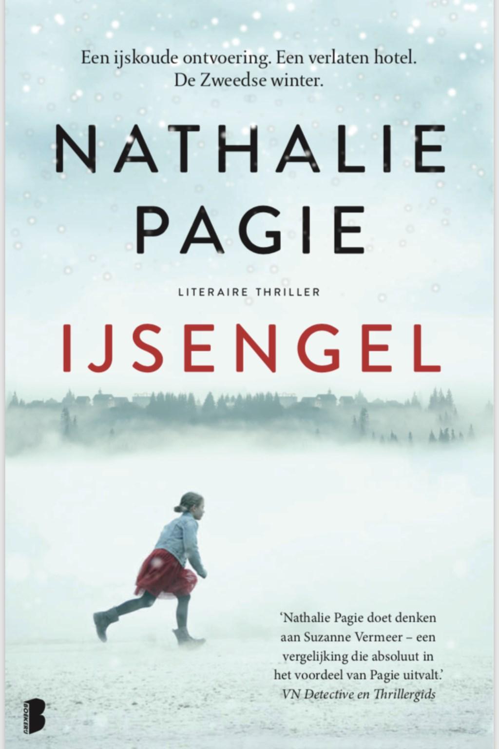 De cover van de thriller IJsengel.   © BredaVandaag