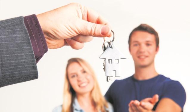 Tien jaar geleden besloot de gemeente Halderberge de Starterslening in het leven te roepen om ervoor te zorgen dat jonge kopers op de woningmarkt binnen de gemeentegrenzen te houden. ARCHIEFFOTO