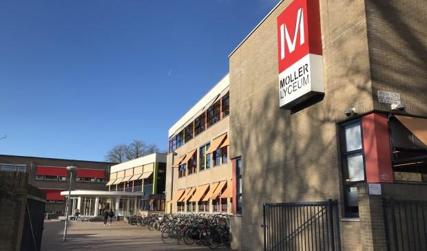 Het Mollerlyceum in Bergen op Zoom.