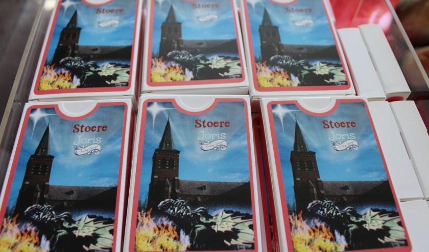 Kwartetspel Stoere Joris.