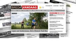Het nieuwe uiterlijk. BredaVandaag heeft vanaf maandag 28 mei een nieuw uiterlijk.