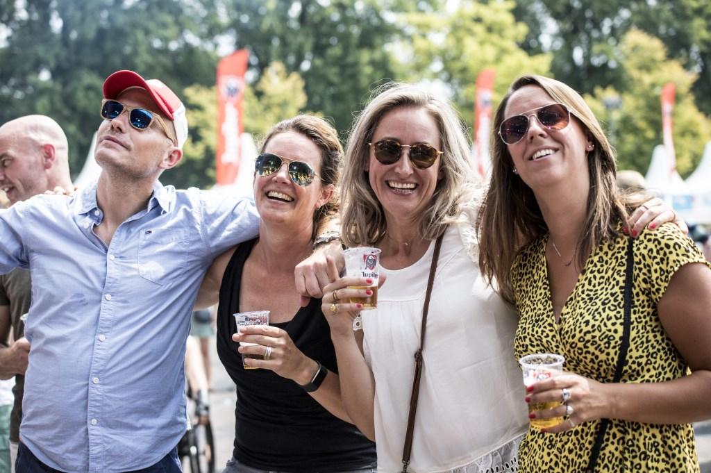 Met vrienden naar Breda Live 2018. Foto: Vinnie de Laat / Click United © BredaVandaag