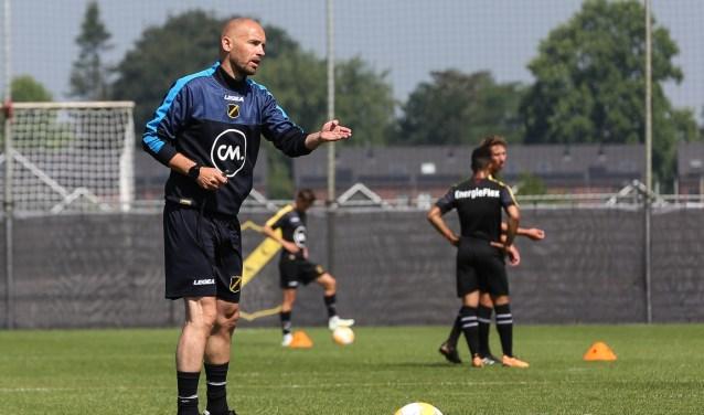 Eerste training NAC  op 30 juni voor het nieuwe seizoen.