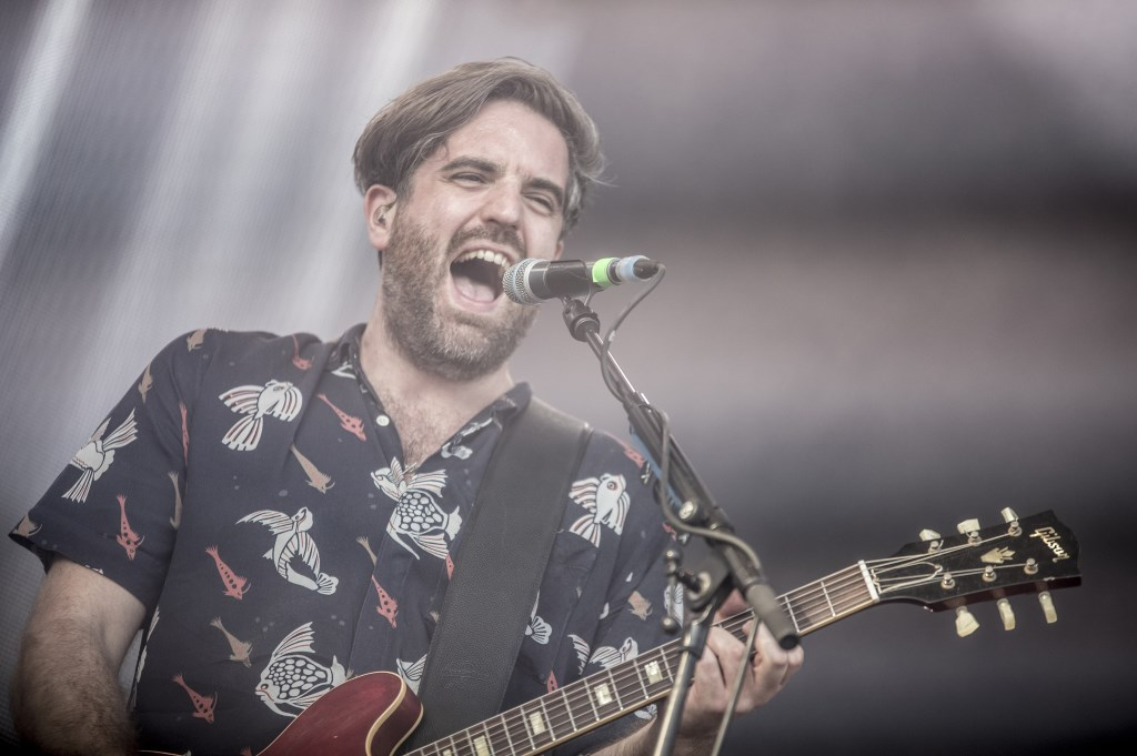 Kensington tijdens Breda Live 2018. Foto: Vinnie de Laat / Click United © BredaVandaag