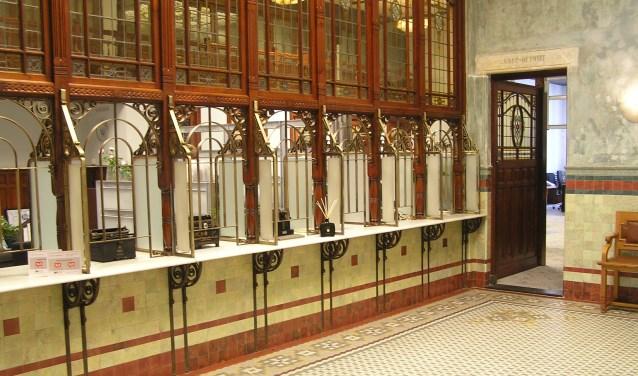 Intérieur voormalige Bank van Luykx