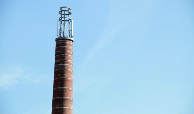 Een GSM-mast.