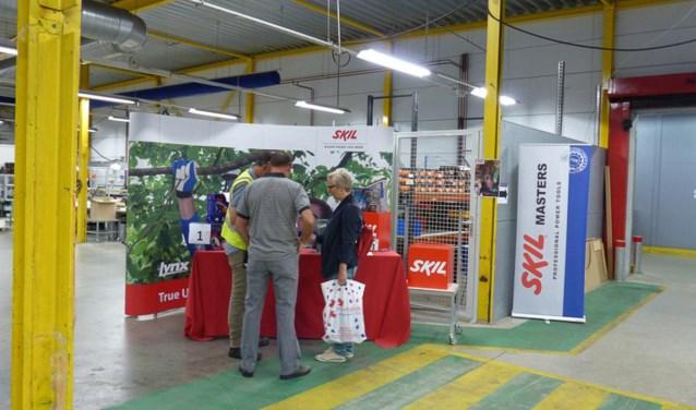 Medewerkers van Atea werken bij Bosch.