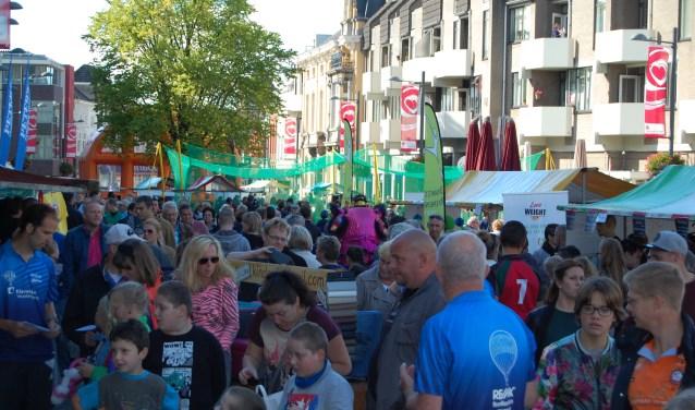 De laatste editie van het Roosendaals Treffen trok duizenden bezoekers.