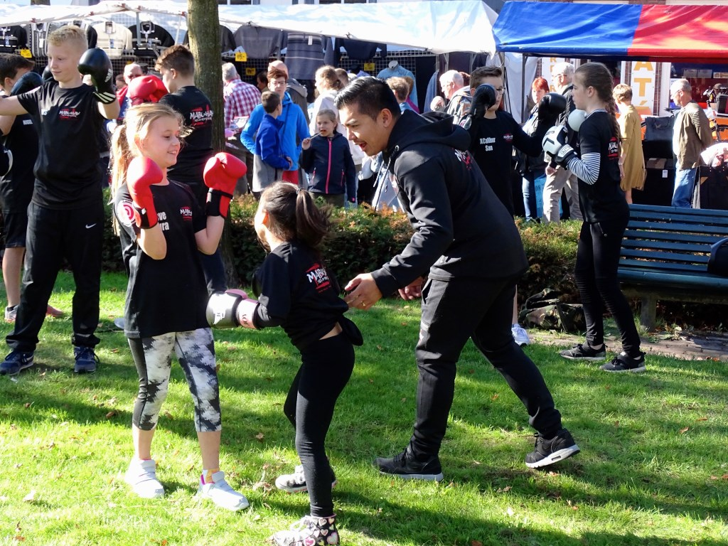 Er waren vele activiteiten tijdens de jaarmarkt.  Foto: Jack Konings © Internetbode