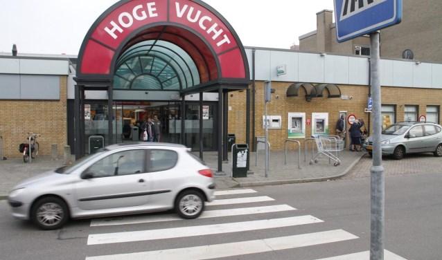 Winkelcentrum Hoge Vucht.